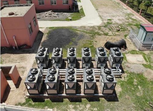 共话空气能源热泵清洁采暖!中广欧特斯与您相约保定清洁冷暖峰会