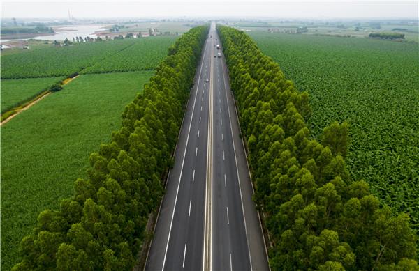 国道G207线遂溪岭北至雷州草黎段路面改造工程建成通车。