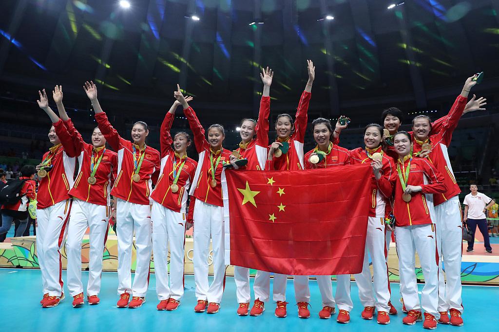 中国女排东京奥运会名单出炉 朱婷任队长林莉落选