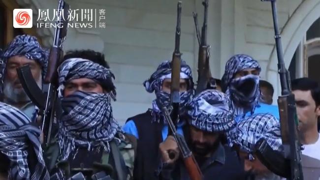 塔利班进攻阿富汗西部重镇 宿敌誓师迎战
