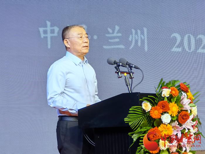 省政协副主席、天水市委书记王锐致辞