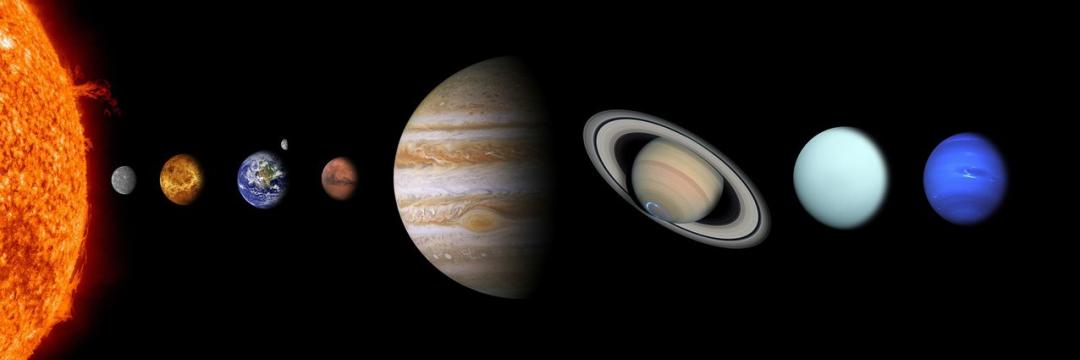 图 | 宇宙星球(来源:Pixabay)