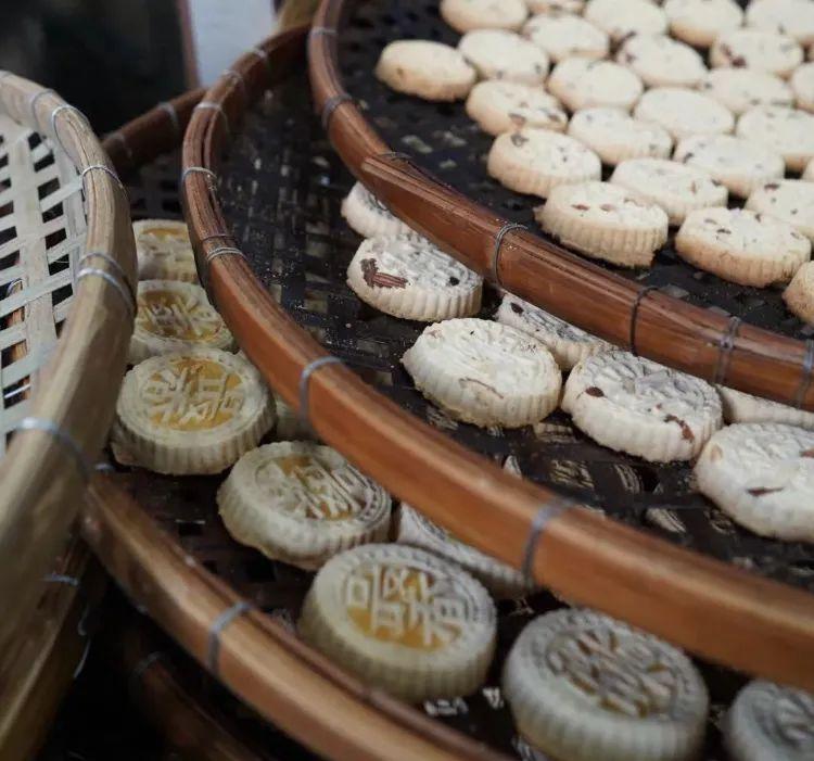 ▲最香饼家的杏仁饼 © 吃着吃着就瘦了