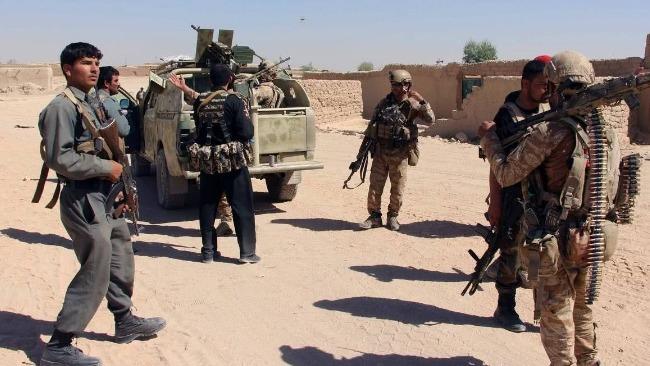 驻阿美军撤离完成90% 美情报人员警告:阿政府或半年内垮台