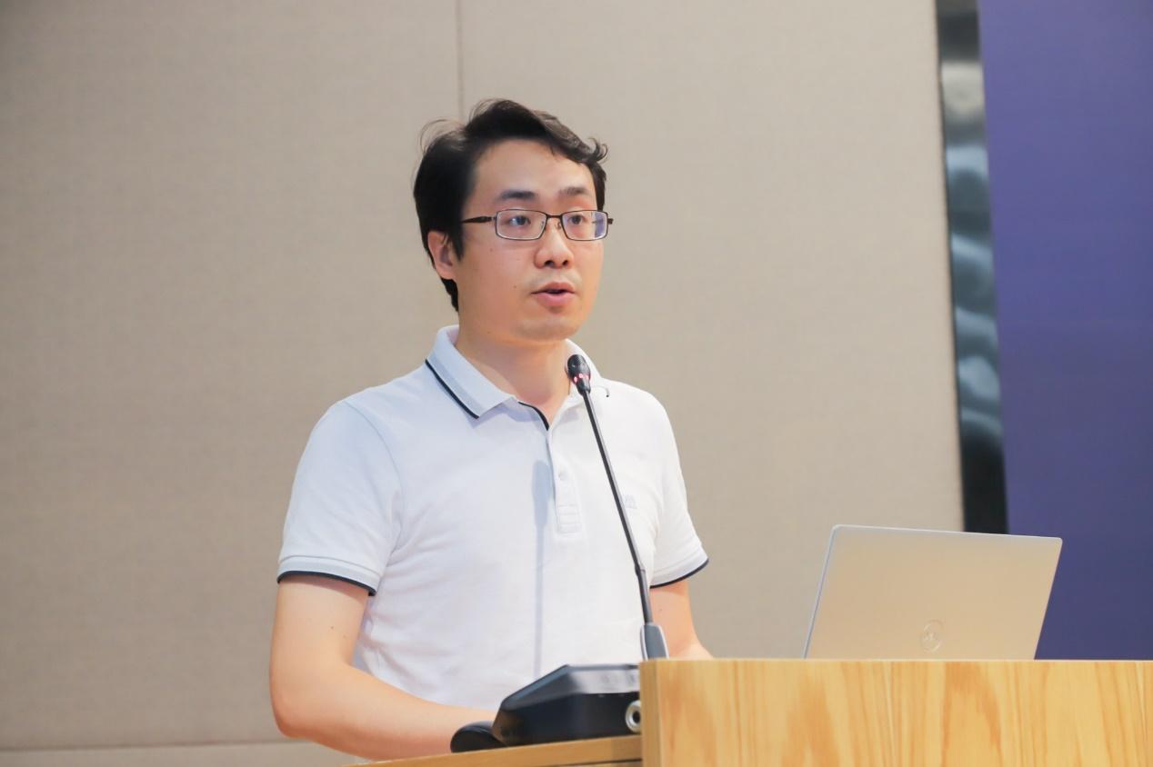 教育部科学技术与信息化司教育信息化与网络安全处副处长潘润恺