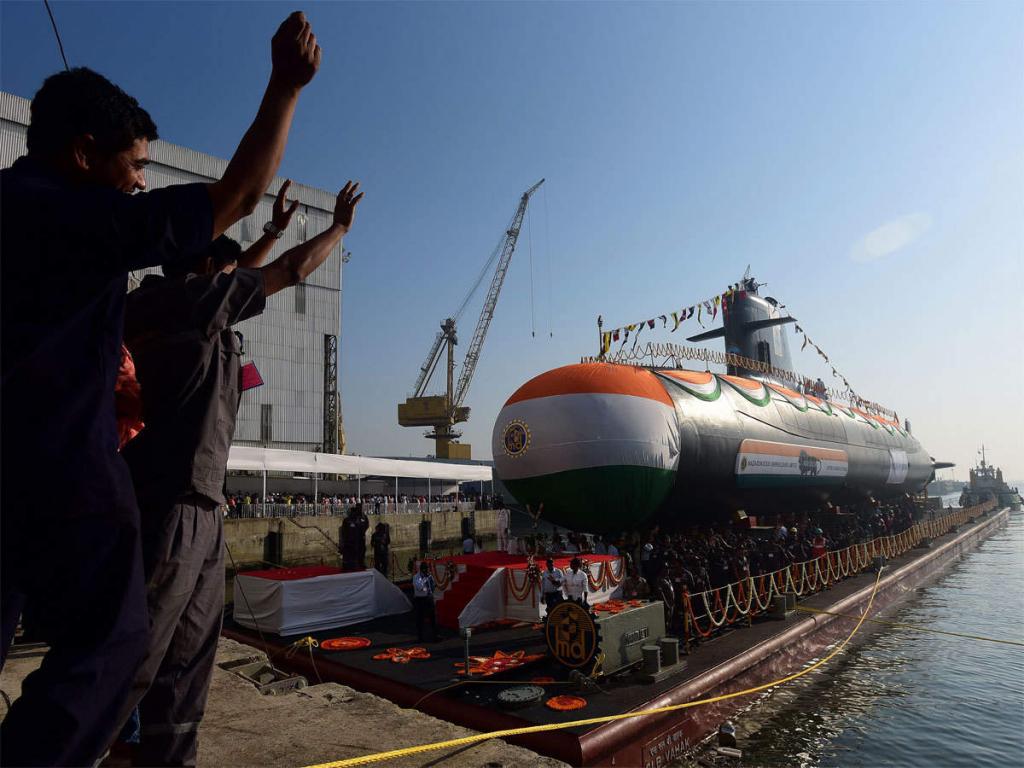 印度斥资67亿美元自造6艘潜艇 国产AIP系统不过关未被采用插图(3)