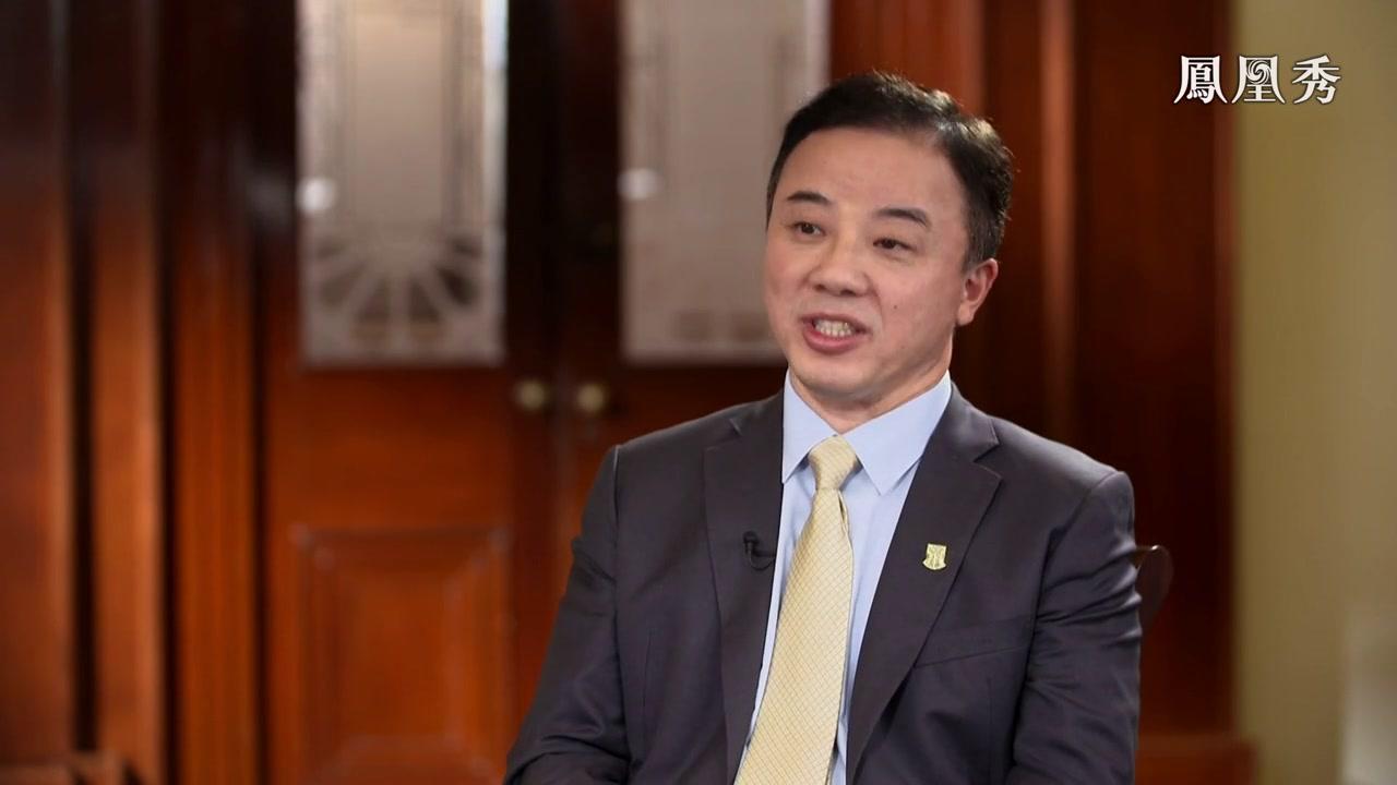 香港大学校长张翔