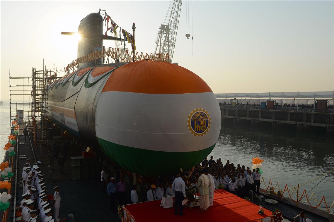 印度斥资67亿美元自造6艘潜艇 国产AIP系统不过关未被采用插图(8)