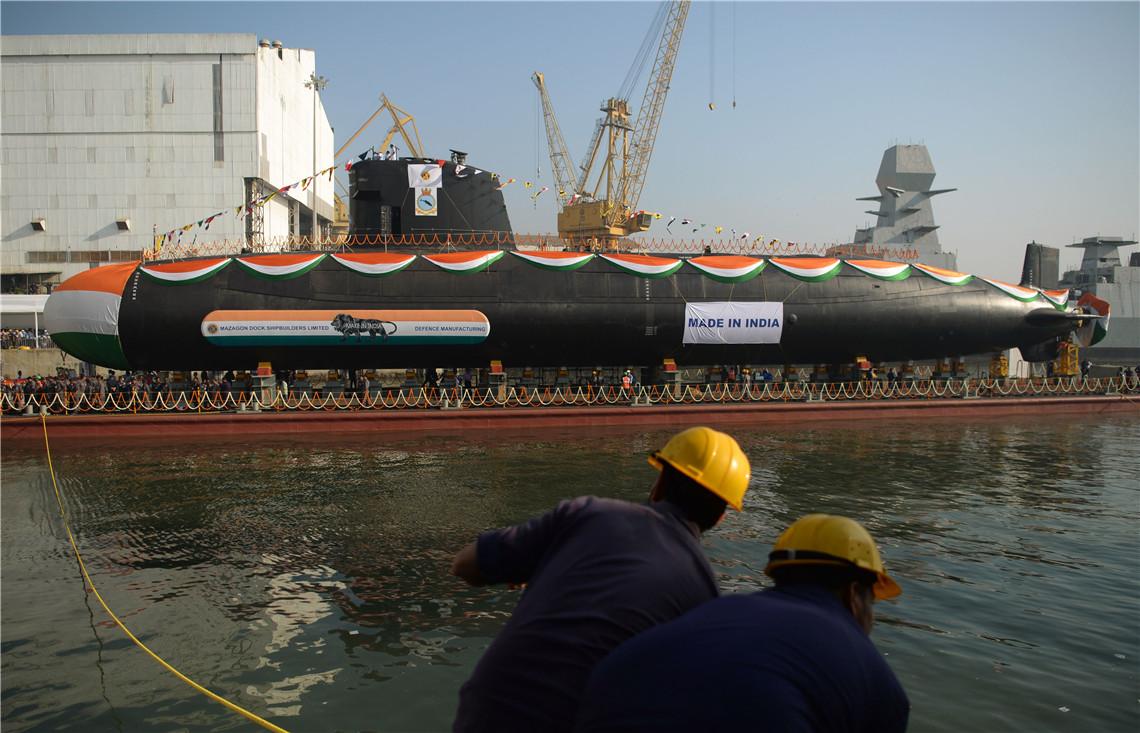 印度斥资67亿美元自造6艘潜艇 国产AIP系统不过关未被采用插图(6)