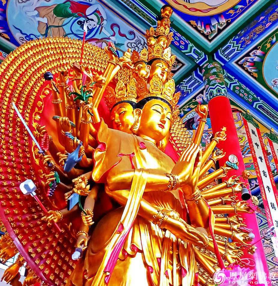 图片来源:凤凰网佛教 摄影:倪照清