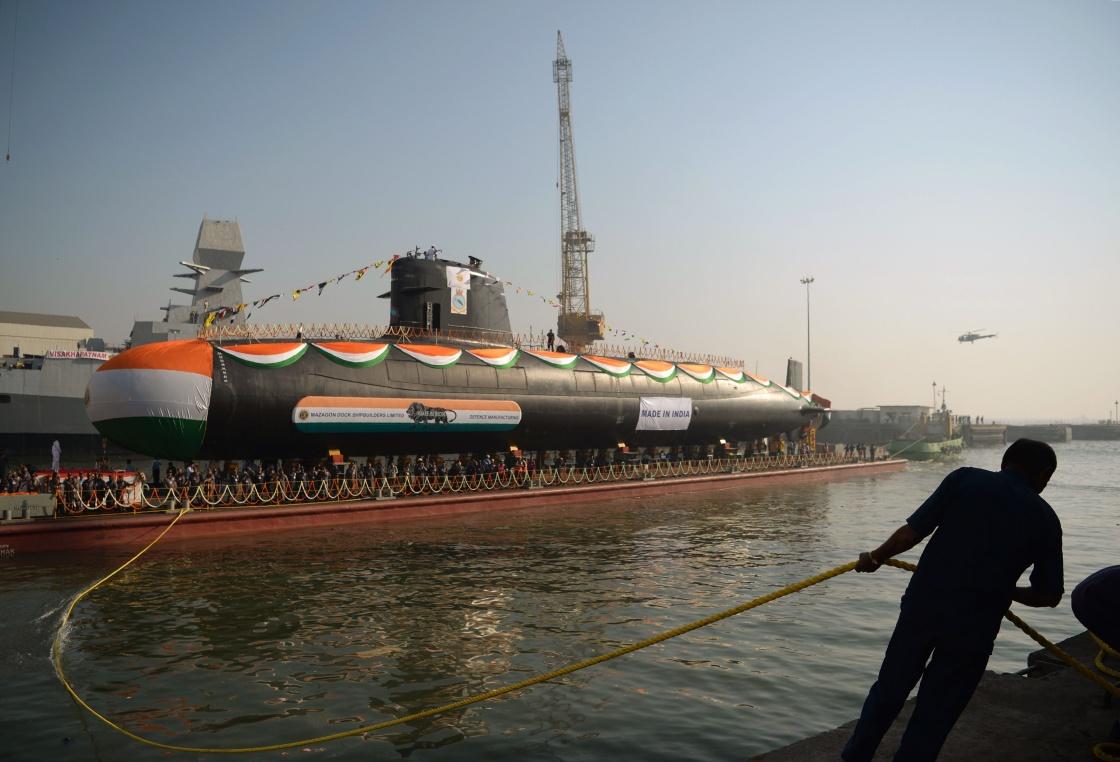 印度斥资67亿美元自造6艘潜艇 国产AIP系统不过关未被采用插图(5)