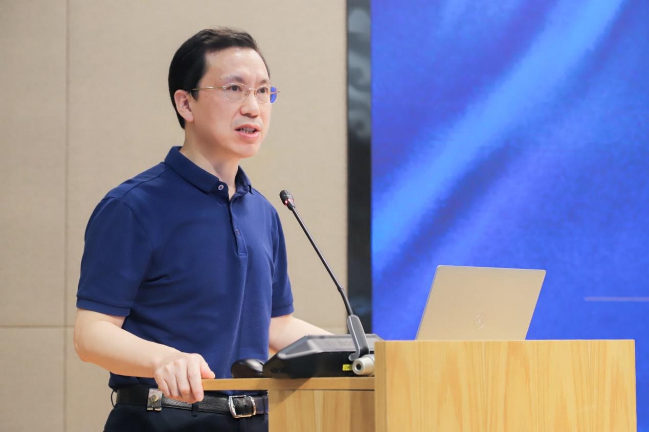 西安交通大学党委常委、副校长郑庆华