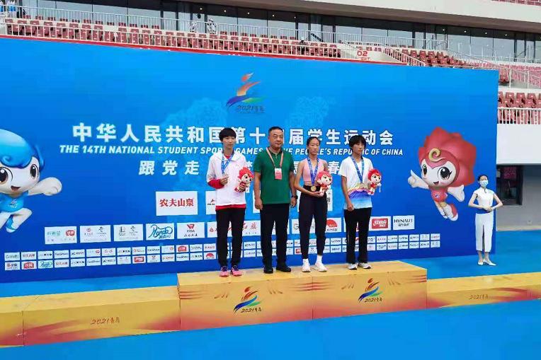 辽宁代表团出征第十四届全国学生运动会,斩获佳绩