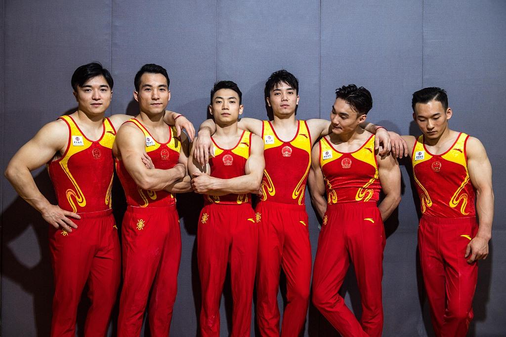 中国国家体操男队