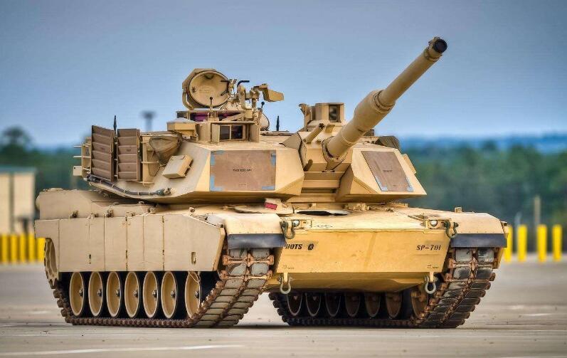 """如果M1A2坦克进入台湾,日后驾驶其投入""""武统""""之战的人员很可能不是台军。"""