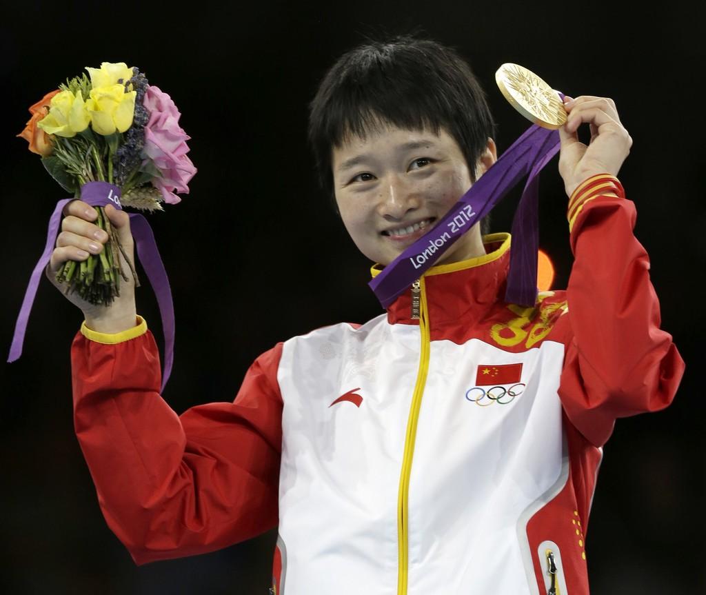 35岁的吴静钰参加东京奥运会