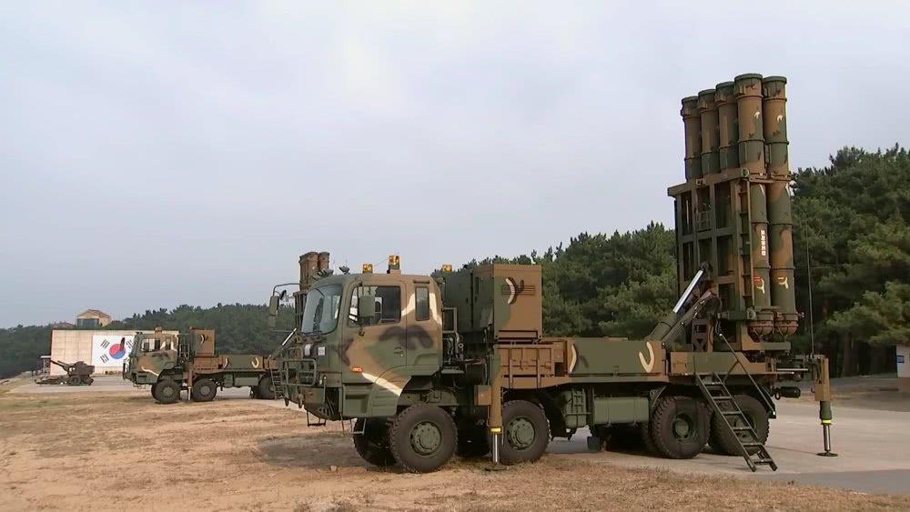 """韩国KM-SAM导弹性能尚可,若进入台湾将给未来的登陆部队造成""""新麻烦""""。"""