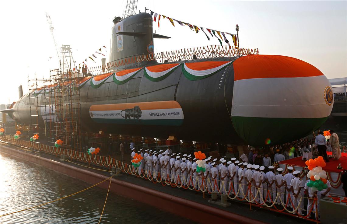 印度斥资67亿美元自造6艘潜艇 国产AIP系统不过关未被采用插图(4)