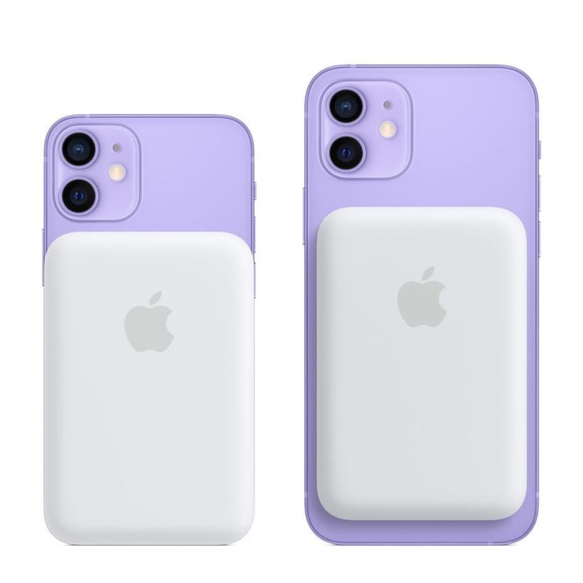 苹果iPhone 12反向无线充电功能启用 支持首款MagSafe充电宝