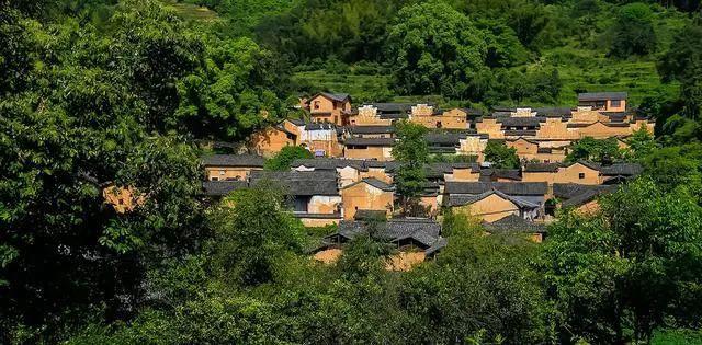 松阳古村落