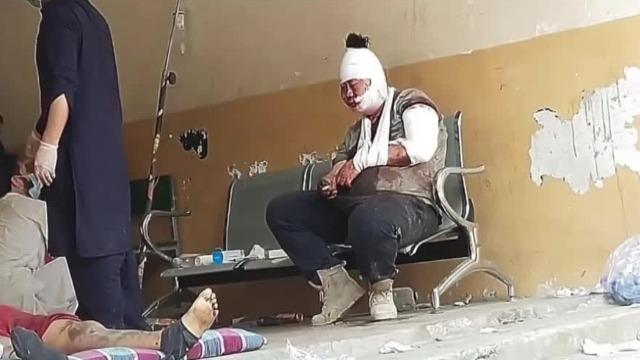 凤凰连线 巴基斯坦多名负责水电站项目中国工程师遇袭 伤者照片曝光