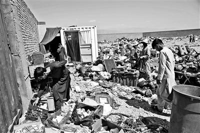 美国撤军阿富汗 解放军报:魔幻的现实 明显的隐喻