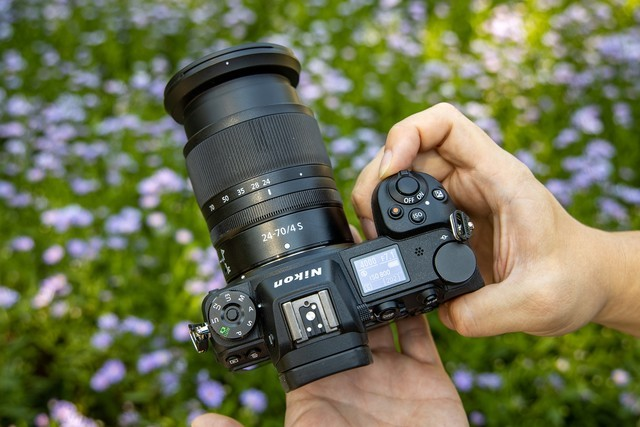 10000元买专业全画幅 尼康Z6相机现在入手值吗