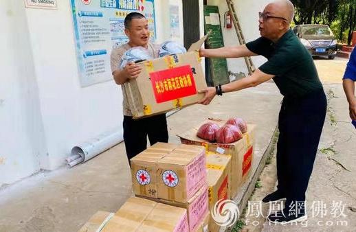 湖南佛慈2021慈善行第十三站:新田、桂阳、宜章三地开展助学行动