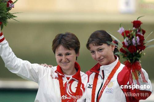 萨卢克瓦泽成首位参加9届奥运会女选手
