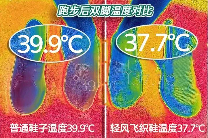 """不用系鞋带的透气""""袜子""""鞋,安全舒适,走路省力像在""""作弊"""""""