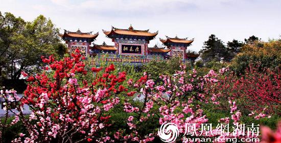 全球华人心灵的故乡——常德桃花源