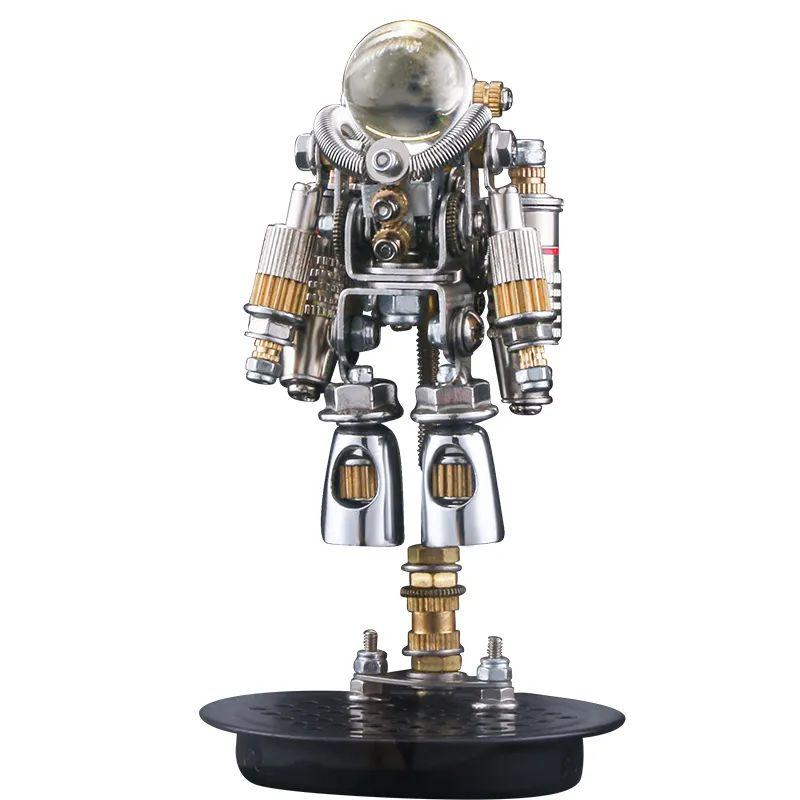 满足男人的飞天梦,金属机械,灵动装甲,蒸汽朋克也要上太空