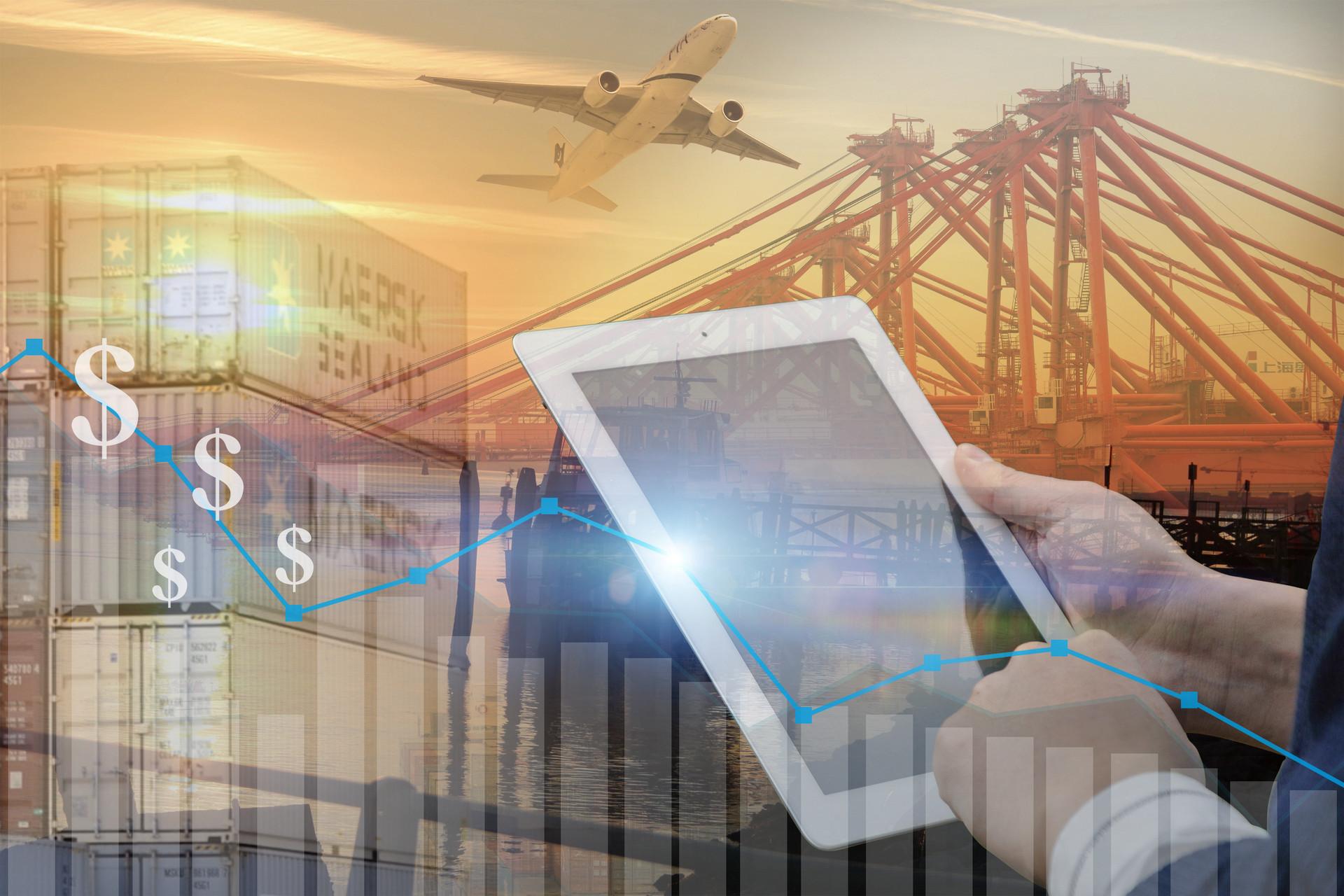上半年青岛外贸进出口增长近四成,6月进出口值创新高