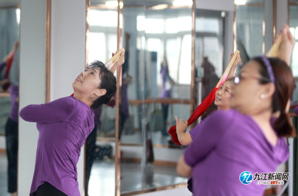 """九江悄然兴起""""奶奶舞蹈班"""" """"舞""""出老年新生活"""