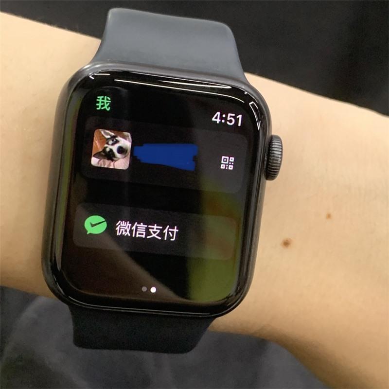 微信现已开通手表及手环支付 支持Apple Watch付款