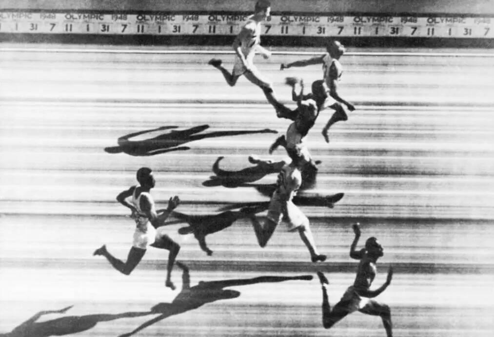 上图_ 1948年伦敦奥运会