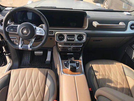 国六预售21款奔驰G63 全国接受预定中