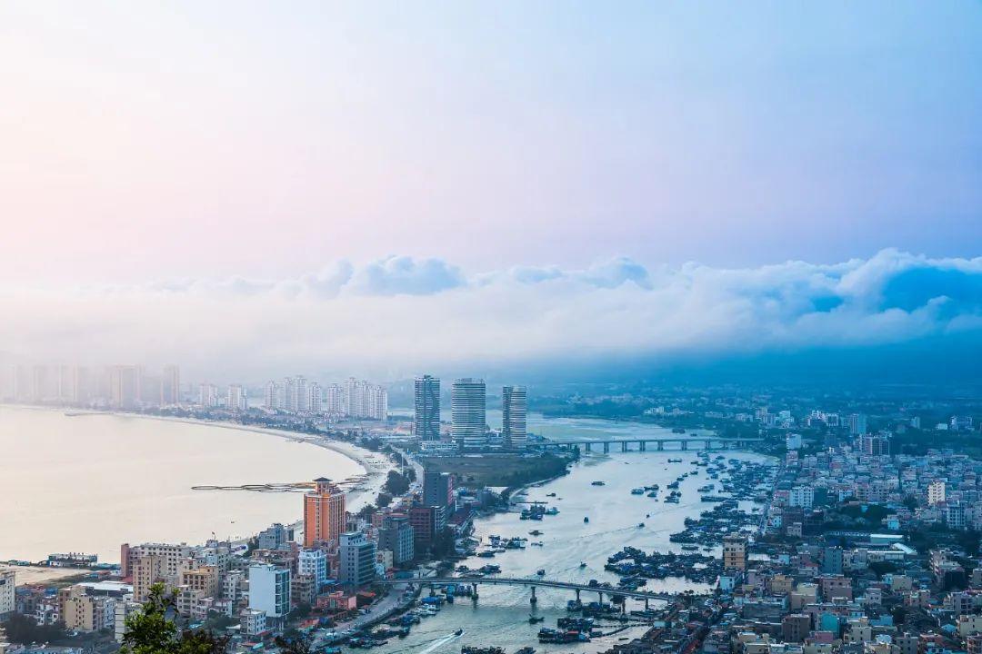 △惠州被认为是最有潜力的城市梯队/视觉中国