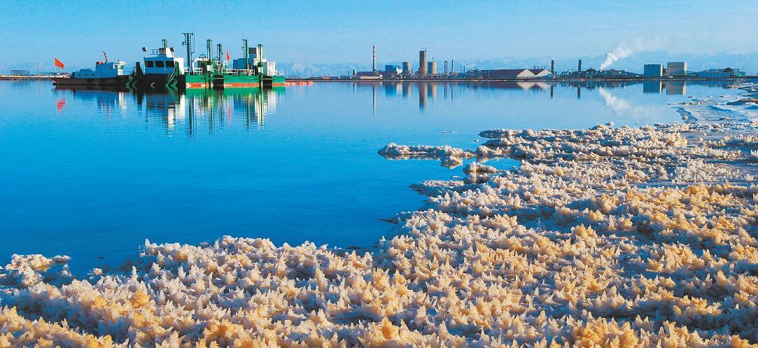 图片除署名外均由青海盐湖钾肥股份有限公司提供