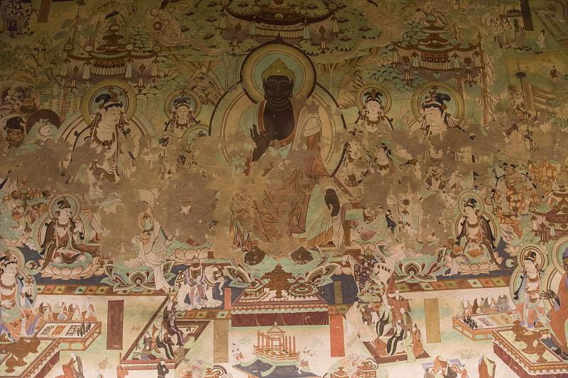 莫高窟壁画