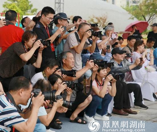 摄影家云集柳叶湖