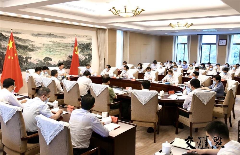 江蘇省委書記:盡快處置好這次疫情關系到全省全國大局