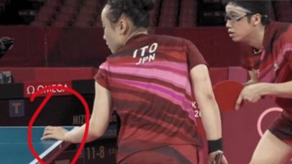 盤點日本奧運獲利場面!體操失誤卻奪冠 裁判無視日乒違規動作