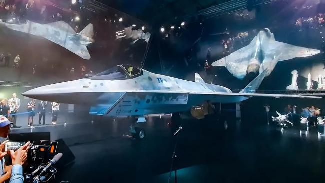 """俄披露蘇-75""""將軍""""輕型隱形戰斗機 美國來潑冷水了"""