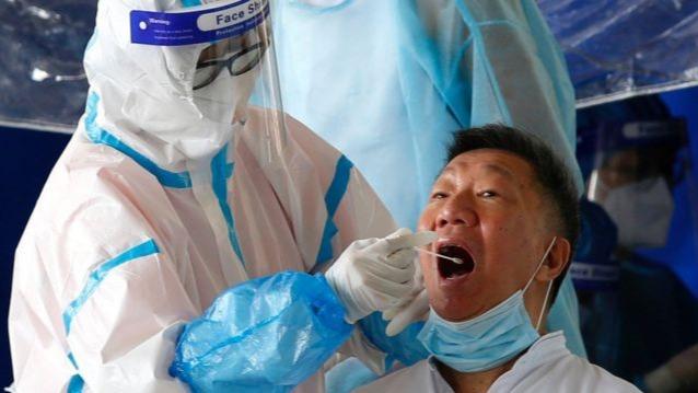 四川瀘州新增1例確診病例 為此前無癥狀感染者的密接