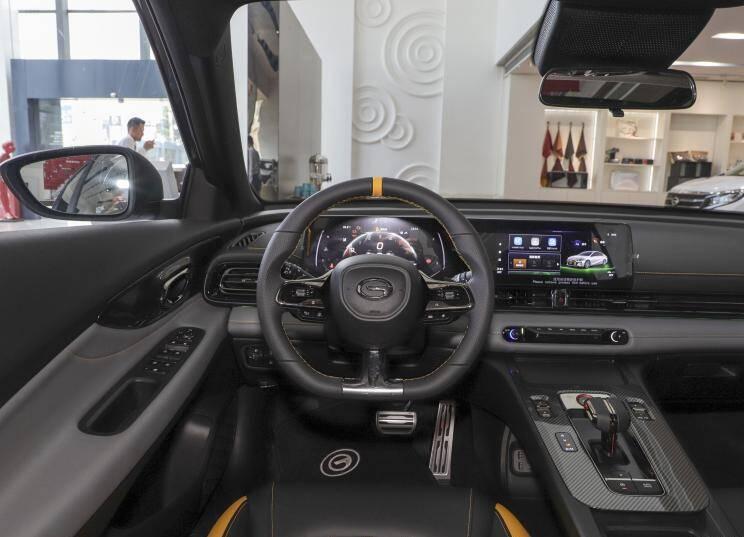 广汽乘用车 影豹 2021款 270T 影豹J15版