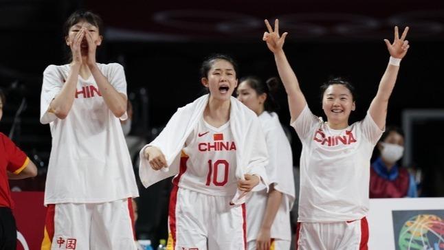 準絕殺!中國女籃險勝強敵提前出線 最后6罰6中鎖定勝局