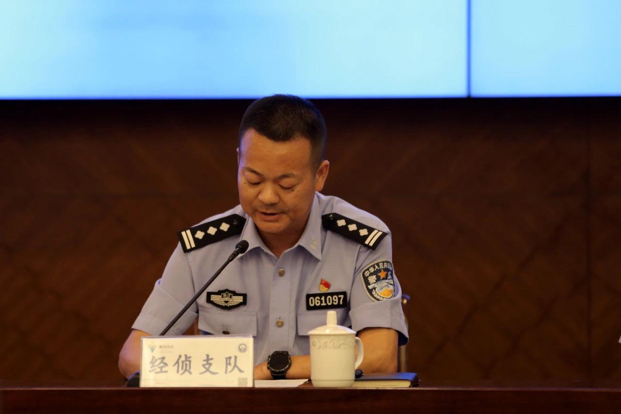 """衢州公安向社会发布""""四个我为""""成绩斐然"""
