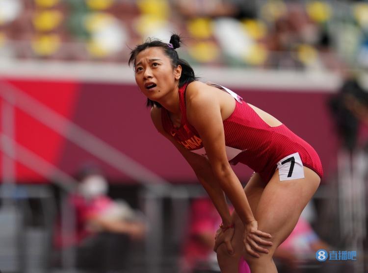 女子100米預賽 葛曼棋11.20秒小組第四晉級半決賽