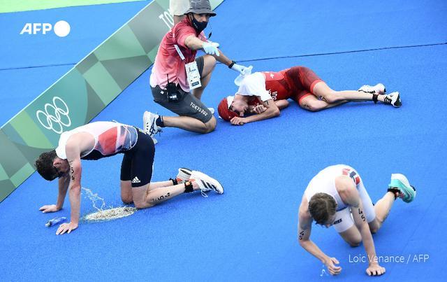 凤凰辟谣 东京奥运水质差致运动员呕吐?假的!